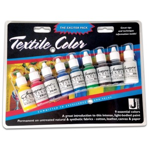 Textile Colors Exciter Pack