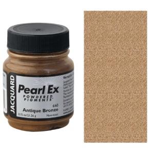Pearl-Ex Powdered Pigment .75oz - Antique Bronze