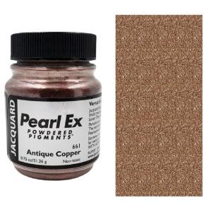 Pearl-Ex Powdered Pigment .75oz - Antique Copper