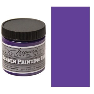 Screen Printing Ink 4oz - Opaque Violet