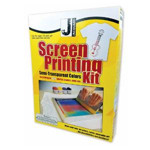 Professional Screen Printing Kit