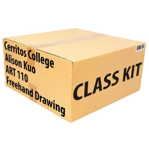 Class Kit: Cerritos College Kuo ART110 Freehand Drawing