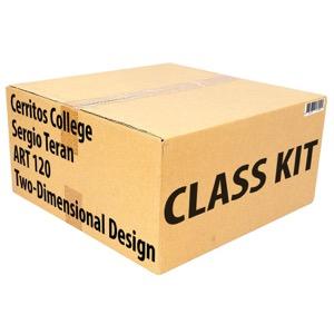 Class Kit: Cerritos College Teran ART120 2D Design