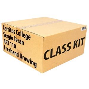 Class Kit: Cerritos College Teran ART110 Freehand Drawing