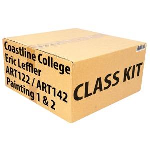 Class Kit: Coastline College Leffler ART122 Painting 1