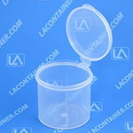 Lavials Hinged-Lid Lab Vial 3.17oz