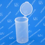 Lavials Hinged-Lid Lab Vial 4.25oz