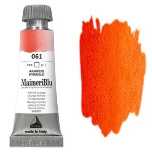 MaimeriBlu Watercolor 12ml Pyrrole Orange