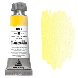 MaimeriBlu Watercolor 12ml Cadmium Yellow Medium