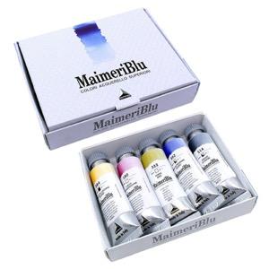 MaimeriBlu Watercolor Introductory 5 Color Set