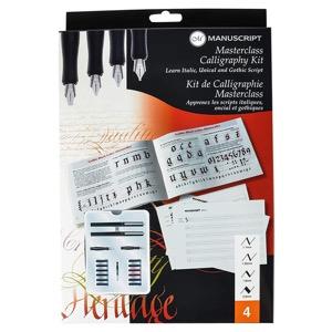 Manuscrpt Masterclass Callig Set