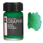 Marabu Graphix Aqua Ink 0.5oz Mint