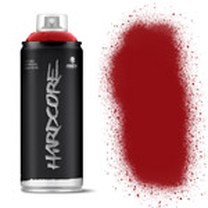 MTN Hardcore Spray Paint 400ml Prometheus Orange