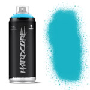 MTN Hardcore Spray Paint 400ml Cousteau Blue