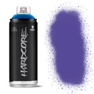 MTN Hardcore Spray Paint 400ml Babylon Blue