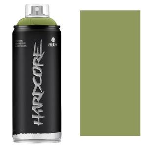 MTN Hardcore Spray Paint 400ml Rambo Green