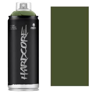 MTN Hardcore Spray Paint 400ml Forest Green