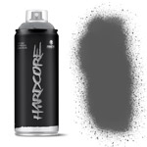 MTN Hardcore Spray Paint 400ml Sputnik Grey