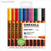 Molotow ONE4ALL 127HS - Basic-Set 1 10pc.