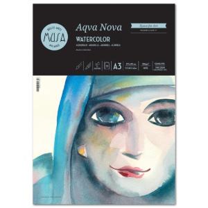 """Musa Aqva Nova Watercolor Pad A3 11.7"""" x 16.5"""""""