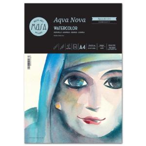 """Musa Aqva Nova Watercolor Pad A4 8.3"""" x 11.7"""""""