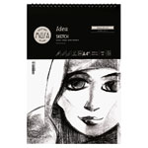"Musa Idea Sketch Spiral A4 8.3"" x 11.7"""