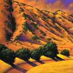 Live Online Class: Acrylic Landscapes with Joe A Oakes 7/24