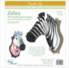Build-Its Safari Collection - Zebra