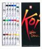 Koi Watercolor Set - 18 Tube Set