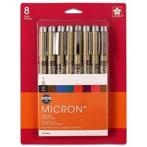 Micron 8 Set 05 Color Set