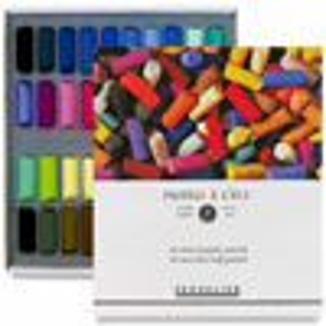 Sennelier Extra Soft Pastel 40-1/2 Stick Etui Set