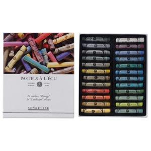 Sennelier Extra Soft Pastel Introductory Set - Midtone Colors