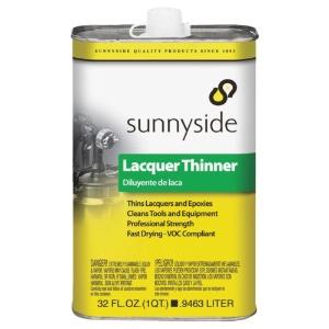 Sunnyside Lacquer Thinner 32oz