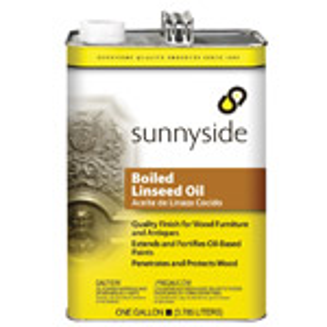 Sunnyside Boiled Linseed Oil 1 Gallon