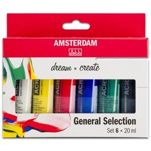 Amsterdam Standard Series - Set of 6