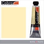 Cobra Water Mixable Oil Color 40ml Naples Yellow Light