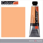 Cobra Water Mixable Oil Color 40ml Naples Yellow Red