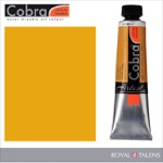 Cobra Water Mixable Oil Color 40ml Yellow Ochre