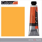 Cobra Water Mixable Oil Color 40ml Transparent Oxide Yellow