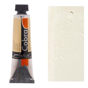 Cobra Water Mixable Oil Color 40ml Titanium Buff
