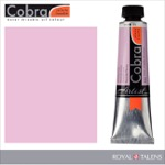 Cobra Water Mixable Oil Color 40ml Persian Rose