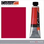 Cobra Water Mixable Oil Color 40ml Primary Magenta