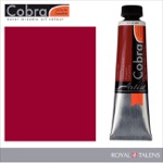 Cobra Water Mixable Oil Color 40ml Madder Lake