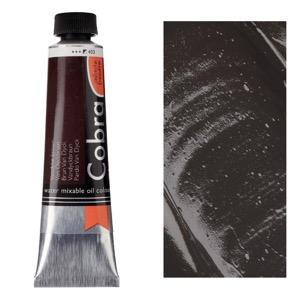 Cobra Water Mixable Oil Color 40ml Vandyke Brown