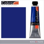 Cobra Water Mixable Oil Color 40ml Ultramarine