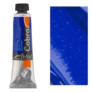 Cobra Water Mixable Oil Color 40ml Cobalt Blue