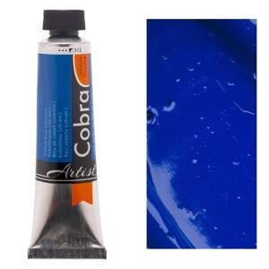 Cobra Water Mixable Oil Color 40ml Cobalt Blue Ultramarine