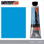 Cobra Water Mixable Oil Color 40ml King's Blue