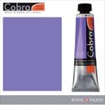 Cobra Water Mixable Oil Color 40ml Violet