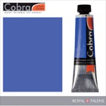 Cobra Water Mixable Oil Color 40ml Blue Violet